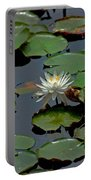 Lilly On The Pad Portable Battery Charger