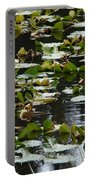 Lilly Pads Portable Battery Charger