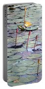 Lilly Pond Portable Battery Charger