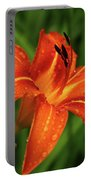 Lily After The Rain Portable Battery Charger