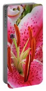 Lily Fantasy Portable Battery Charger