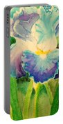 Lily Flower  Portable Battery Charger