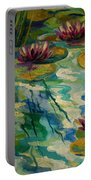 Lily Pond II Portable Battery Charger