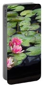 Lily Pond Monet Portable Battery Charger