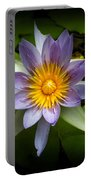 Lily Queen Of The Pond  Portable Battery Charger