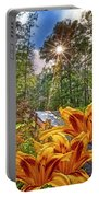 Lily Trail Portable Battery Charger