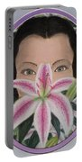 Lily's Eyes Portable Battery Charger