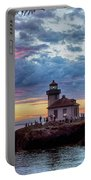 Lime Kiln Lighthouse Portable Battery Charger