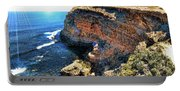 Limestone Cliff Portable Battery Charger