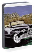 Lincoln Continental Mk I Portable Battery Charger