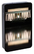 Lincoln Memorial Portable Battery Charger