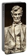 Lincoln Monument Portable Battery Charger