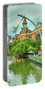 Lincoln Waterside  Portable Battery Charger