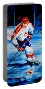 Lindros Portable Battery Charger by Hanne Lore Koehler