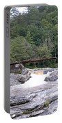 Linville Trail...dare To Walk A Limb Portable Battery Charger