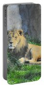 Lion At Leisure Portable Battery Charger