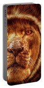 Lion Lady   -1 Portable Battery Charger