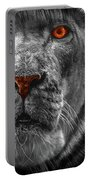 Lion Lady   -3 Portable Battery Charger