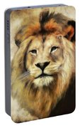 Lion Majesty Portable Battery Charger