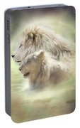 Lion Moon Portable Battery Charger