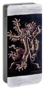 Lion Rampant Portable Battery Charger