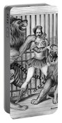 Lion Tamer, 1873 Portable Battery Charger