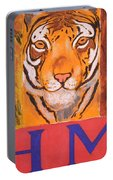 Lions And Tigers And Bears Portable Battery Charger