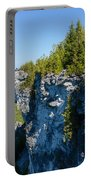 Lions Head Limestone Cliffs Portable Battery Charger