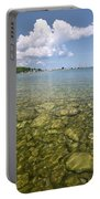 Lion's Head - Summer Afternoon On The Dock Portable Battery Charger