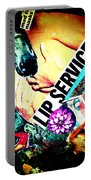 Lip Service II Portable Battery Charger