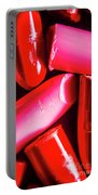 Lipgloss And Letdown Portable Battery Charger