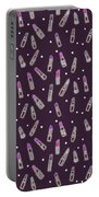 Lipstick Junkie Portable Battery Charger