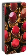 Lipstick Rows Portable Battery Charger