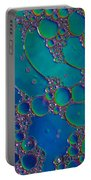 Liquid Turquoise River Stone  Portable Battery Charger