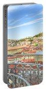 Lisbon Aerial Enjoying Portable Battery Charger