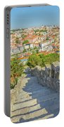 Lisbon Aerial Portugal Portable Battery Charger