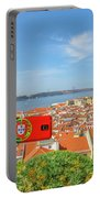 Lisbon Pictures Aerial Portable Battery Charger