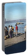 Lisbon Pier 4 Portable Battery Charger