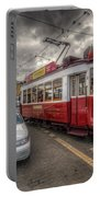 Lisbon Tram Portable Battery Charger