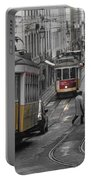 Lisbon Trams Portable Battery Charger