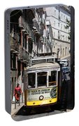 Lisbon Trolley 16 Portable Battery Charger