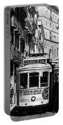 Lisbon Trolley 16b Portable Battery Charger