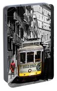 Lisbon Trolley 16c Portable Battery Charger