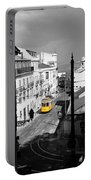 Lisbon Trolley 17c Portable Battery Charger