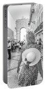 Lisbon Woman Lifestyle Portable Battery Charger
