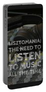 Lisztomania Portable Battery Charger