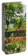 Lithia Park Bridge Portable Battery Charger