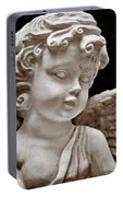 Little Angel - Sepia Portable Battery Charger