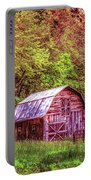 Little Barn In The Smokies Portable Battery Charger