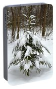 Little Christmas Tree Portable Battery Charger